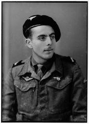 Jean Prédali (1923-1945), sergent parachutiste, Forces Françaises Libres (FFL)